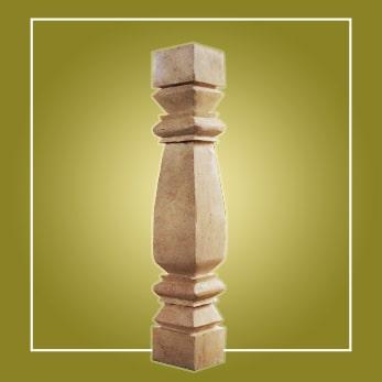 خرید صراحی سنگی وزین | قیمت صراحی سنگی وزین | لیست قیمت صراحی سنگی وزین | نرده سنگی