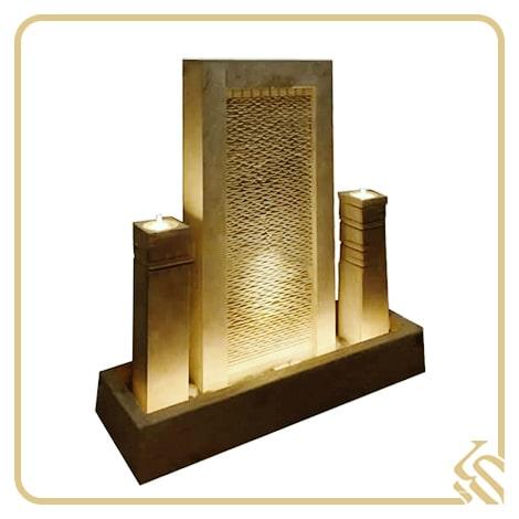 آبنما سنگی سهند | قیمت آبنما سنگی سهند | خرید آبنما سنگی سهند | ویژگی و مشخصات آبنما سنگی سهند