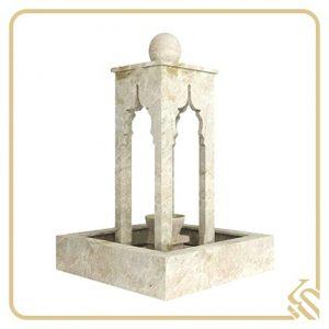 آبنما سنگی مراکشی سارینا | قیمت آبنما سنگی مراکشی سارینا | خرید آبنما سنگی مراکشی سارینا